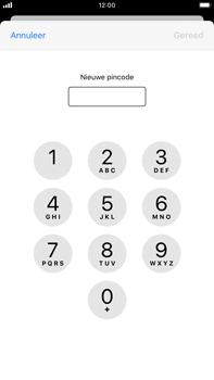 Apple iPhone 8 Plus - iOS 13 - Beveiliging - Stel de pincode voor je simkaart in - Stap 8