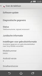 Sony Xperia Z2 4G (D6503) - Software updaten - Update installeren - Stap 5