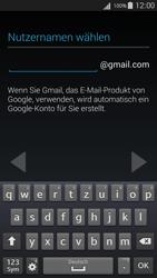 Samsung Galaxy S III Neo - Apps - Konto anlegen und einrichten - 8 / 22