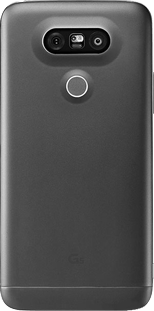 LG H840 G5 SE - SIM-Karte - Einlegen - Schritt 7
