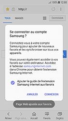 Samsung Galaxy J5 (2017) - Internet et connexion - Naviguer sur internet - Étape 11