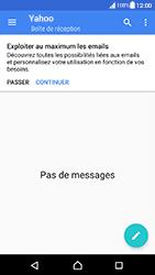 Sony Xperia XA (F3111) - Android Nougat - E-mail - Configuration manuelle (yahoo) - Étape 13