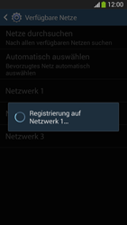 Samsung SM-G3815 Galaxy Express 2 - Netzwerk - Manuelle Netzwerkwahl - Schritt 9