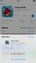 Apple iPhone 7 iOS 11 - apps - app store gebruiken - stap 13