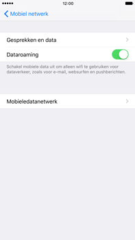 Apple Apple iPhone 6s Plus iOS 10 - MMS - handmatig instellen - Stap 5