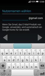 Alcatel OT-5050X Pop S3 - Apps - Konto anlegen und einrichten - Schritt 9