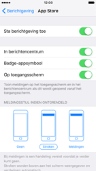 Apple iPhone 7 - iOS features - Bewerk meldingen - Stap 7
