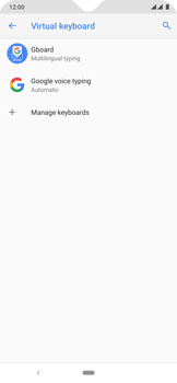 Nokia 6.2 - Getting started - How to add a keyboard language - Step 7