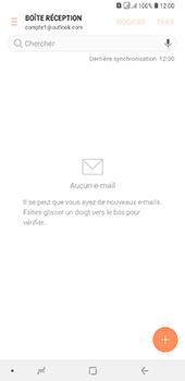 Samsung Galaxy A7 2018 - E-mails - Ajouter ou modifier votre compte Outlook - Étape 6