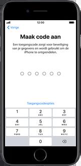 Apple iPhone 8 Plus (Model A1897) - Instellingen aanpassen - Activeer het toestel en herstel jouw iCloud-data - Stap 13