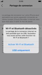 Apple iPhone SE - iOS 13 - WiFi - Comment activer un point d'accès WiFi - Étape 7