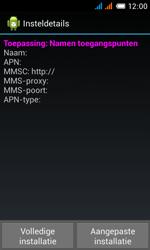 Alcatel OT-4033X Pop C3 - MMS - automatisch instellen - Stap 6