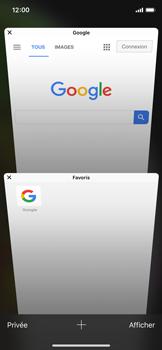 Apple iPhone XS - Internet - navigation sur Internet - Étape 13