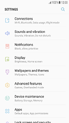 Samsung Galaxy J3 (2017) - Internet - Disable mobile data - Step 4