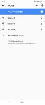 Sony Xperia 1 - WLAN - Manuelle Konfiguration - Schritt 7