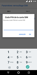 Nokia 3.1 - Sécuriser votre mobile - Personnaliser le code PIN de votre carte SIM - Étape 9