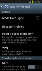 Samsung I9105P Galaxy S II Plus - Internet - configuration manuelle - Étape 6