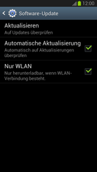 Samsung Galaxy S III - Software - Installieren von Software-Updates - Schritt 9