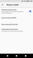 Sony Xperia XZ1 - Aller plus loin - Désactiver les données à l'étranger - Étape 6