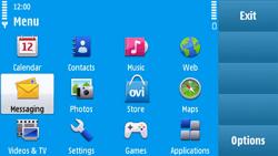 Nokia N97 - E-mail - Sending emails - Step 3