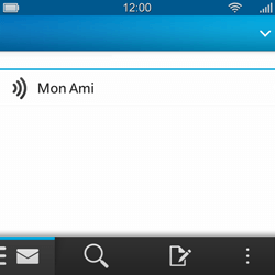BlackBerry Q10 - E-mails - Envoyer un e-mail - Étape 16