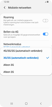 Samsung galaxy-s9-android-pie - internet - activeer 4G Internet - stap 7