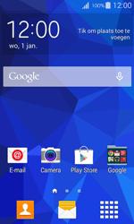 Samsung G357 Galaxy Ace 4 - E-mail - hoe te versturen - Stap 1