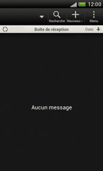 HTC Desire X - E-mail - Configuration manuelle - Étape 4