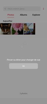 Oppo Reno 4Z - Photos, vidéos, musique - Envoyer une photo via Bluetooth - Étape 6