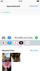 Apple iPhone 8 - MMS - Erstellen und senden - 11 / 17
