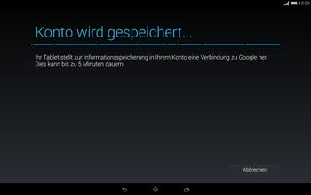 Sony Xperia Tablet Z2 LTE - Apps - Einrichten des App Stores - Schritt 17