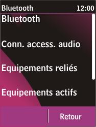 Nokia C2-03 - Bluetooth - connexion Bluetooth - Étape 10