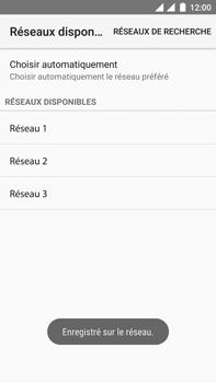 OnePlus 3 - Réseau - Sélection manuelle du réseau - Étape 11