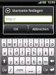 HTC Wildfire - Internet - Apn-Einstellungen - 0 / 0