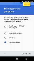 HTC One A9 - Apps - Konto anlegen und einrichten - 20 / 22