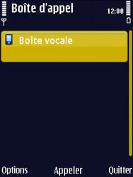 Nokia N86 - Messagerie vocale - Configuration manuelle - Étape 6