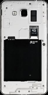 Samsung Galaxy Grand Prime - SIM-Karte - Einlegen - 2 / 2