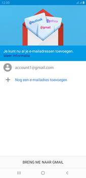 Samsung Galaxy J4 Plus - E-mail - Handmatig instellen (gmail) - Stap 13