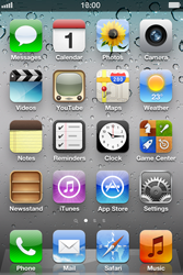 Apple iPhone 4 S - Internet - Internet browsing - Step 1