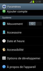 Samsung Galaxy Express - Logiciels - Installation de mises à jour - Étape 5