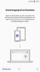Samsung Galaxy J3 (2017) - internet - hoe te internetten - stap 4