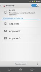 Sony Xperia M2 - bluetooth - aanzetten - stap 6