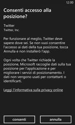 Nokia Lumia 820 / Lumia 920 - Applicazioni - Configurazione del negozio applicazioni - Fase 8