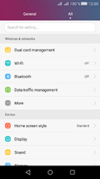 Huawei Y6 II Compact - Wi-Fi - Connect to Wi-Fi network - Step 3