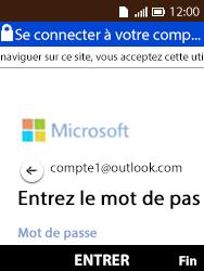 Alcatel 3088X - E-mails - Ajouter ou modifier votre compte Outlook - Étape 8
