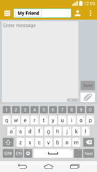 LG G3 (D855) - MMS - Sending pictures - Step 7