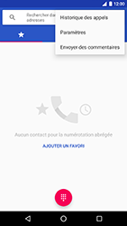 LG Nexus 5X - Android Oreo - Messagerie vocale - Configuration manuelle - Étape 5