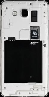 Samsung Galaxy Grand Prime - SIM-Karte - Einlegen - 1 / 1