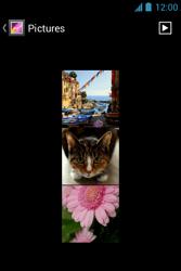 Bouygues Telecom Bs 351 - Photos, vidéos, musique - Envoyer une photo via Bluetooth - Étape 5