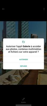 OnePlus 7T - Photos, vidéos, musique - Prendre une photo - Étape 14